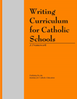 Writing Curriculum for Catholic Schools - A Framework (1996)