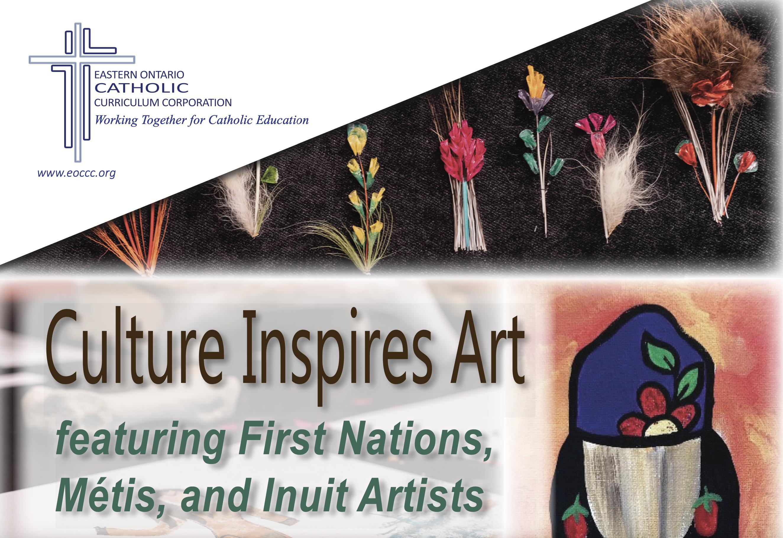 Culture Inspires Art Cover