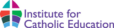 Logo for Institute for Catholic Education