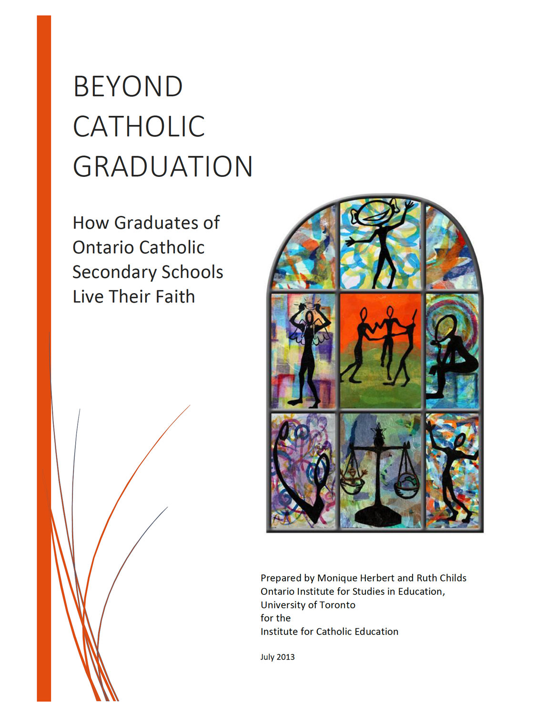 Beyond Catholic Graduation